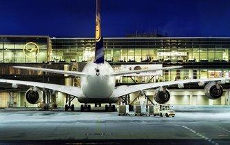 Boeing 747 společnosti Lufthansa