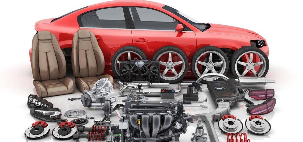 Automobilový průmysl - ilustrační foto