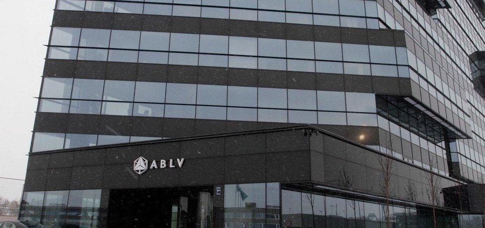 Lotyšská banka ABLV