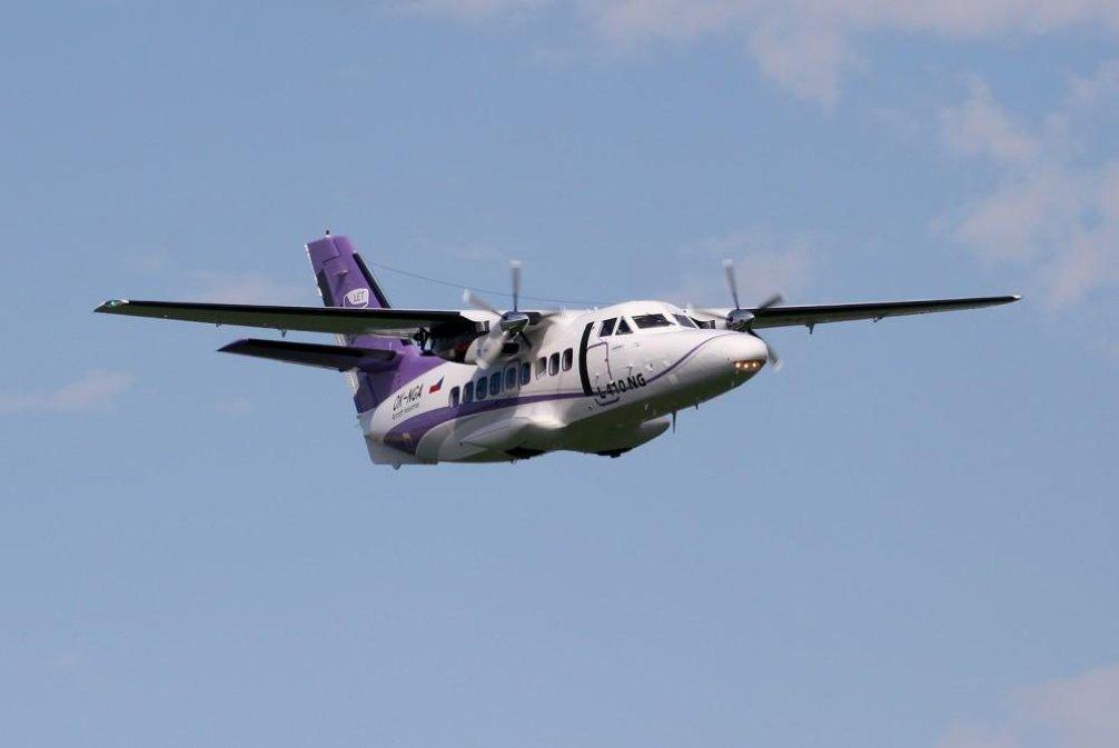 Stroj z dílny Aircraft Industries