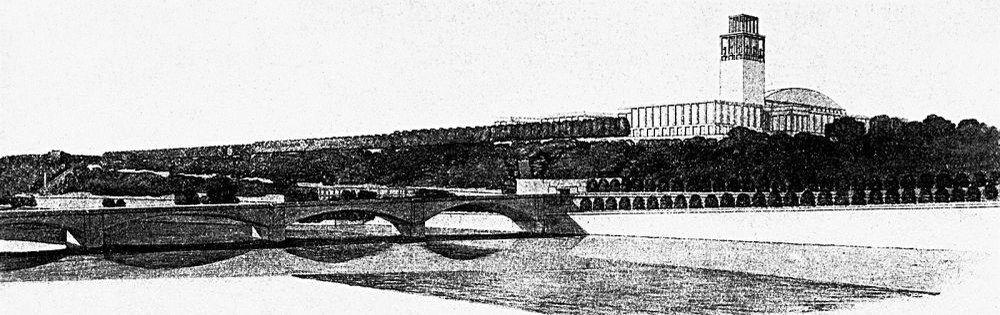 Praha papírová. Obytný Nuselák či věžáky na Příkopech zůstaly jen na rýsovacích prknech