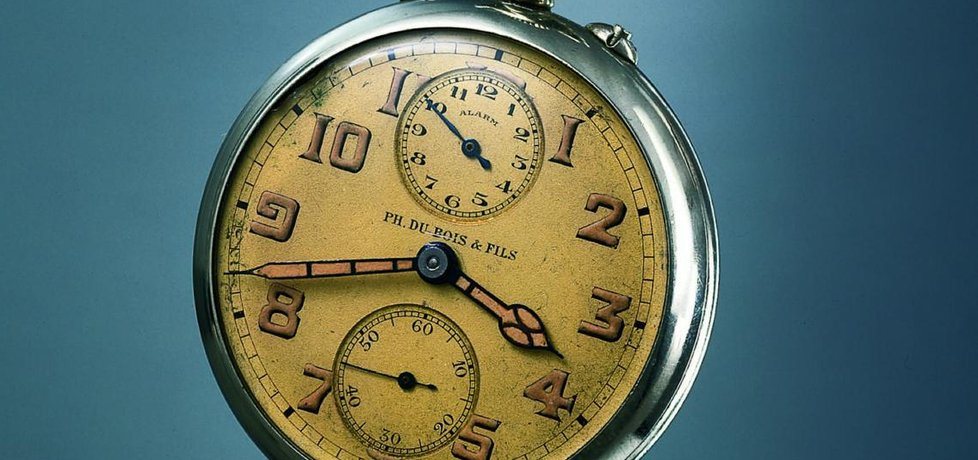 Švýcarské hodinky DuBois. Zdroj: duboisfils.ch