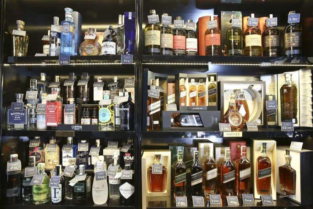 Jako staré Porsche, tak Tretter popisuje princip, jakým se zhodnocuje alkohol.
