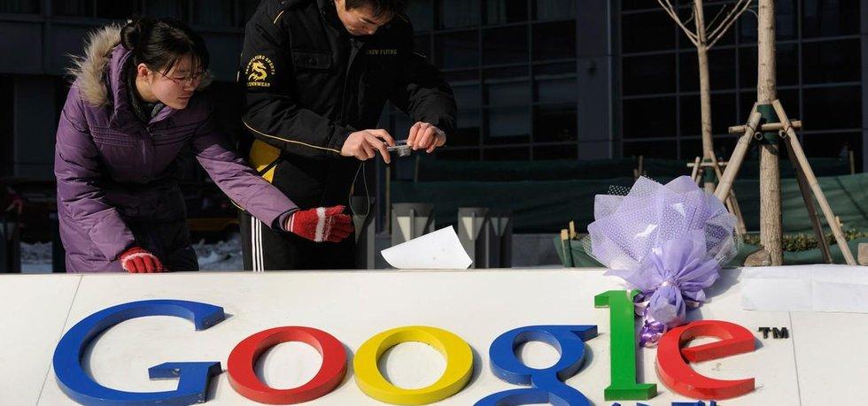 Problémy s cenzurou má v Číně i Google