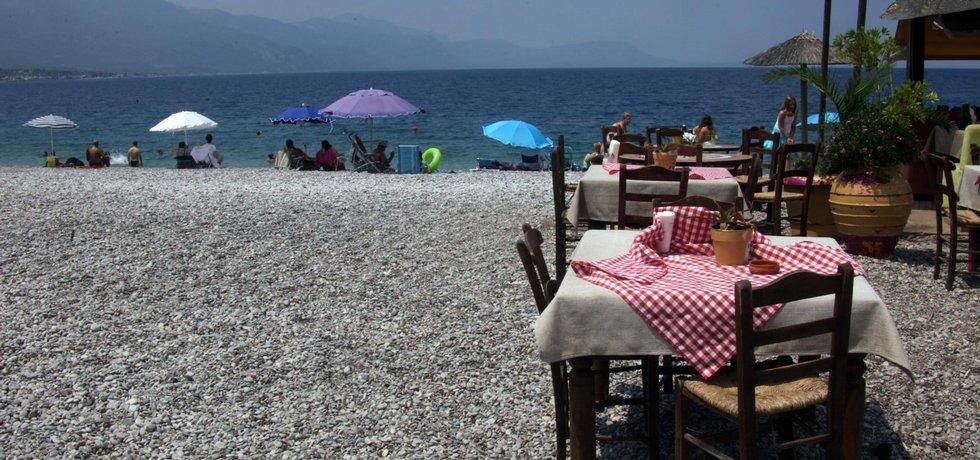 Řecko - dovolená