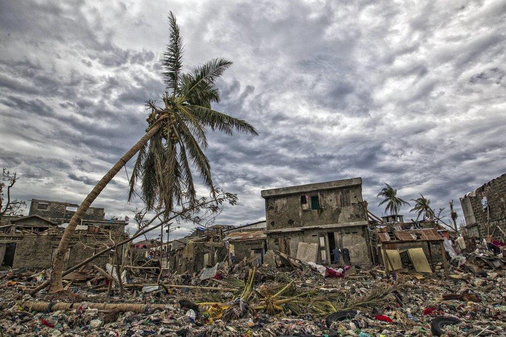 Tragické důsledky hurikánu Matthew na Haiti, Jeremie City