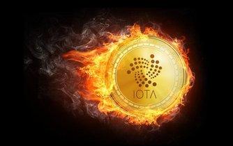 Virtuální měna iota, ilustrační obrázek