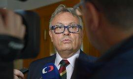 Šéf Hospodářské komory České republiky Vladimír Dlouhý