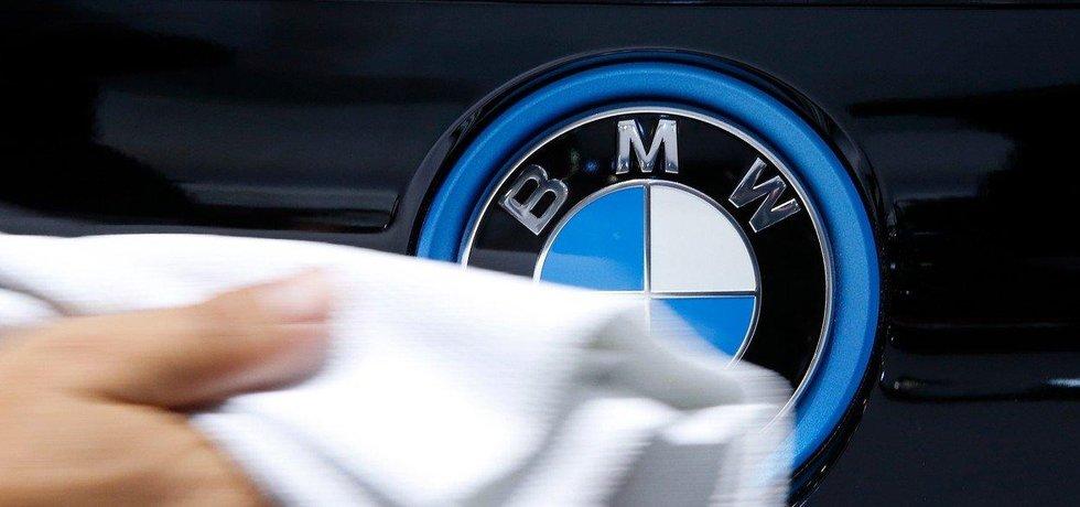 Logo automobilky BMW
