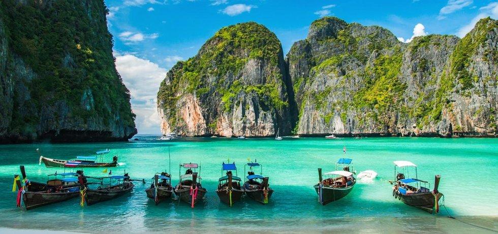 Thajsko - ilustrační foto