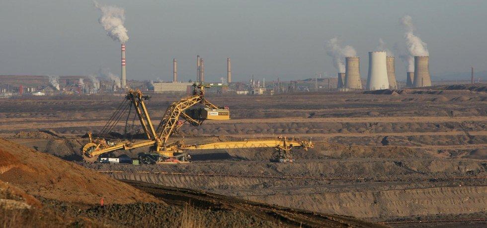 Mostecká uhelná společnost