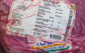 Kontroly polského masa končí - ilustrační foto