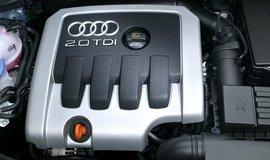 Motor Audi A3 TDI
