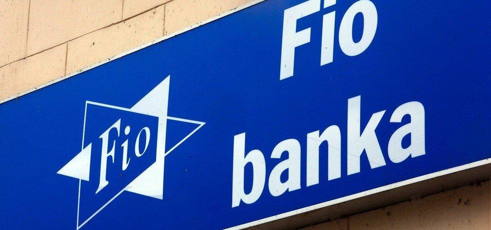 Částka, kterou má Fio banka Praze zaplatit, odpovídá zisku peněžního domu za poslední dva roky