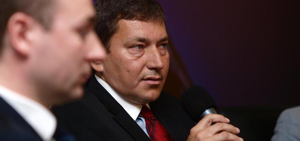 Tomáš Hüner se má stát novým ministrem průmyslu a obchodu