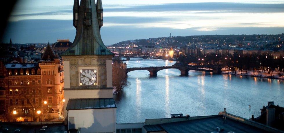 Zůstaňte v Praze