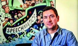 Šéf startupu Speechmatics John Milliken