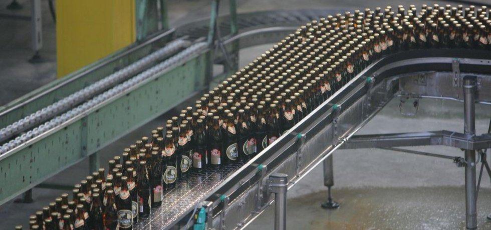 Pivovar Velké Popovice, který je součástí společnosti Plzeňský Prazdroj