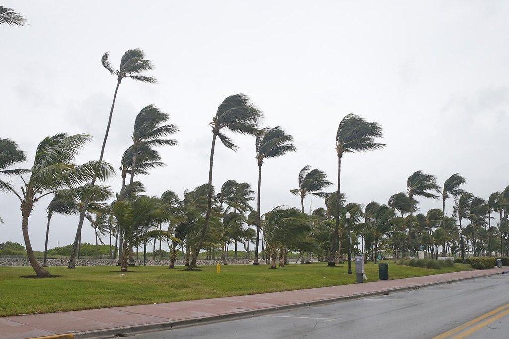 Irma by se měla vyhnout půlmilionové Tampě