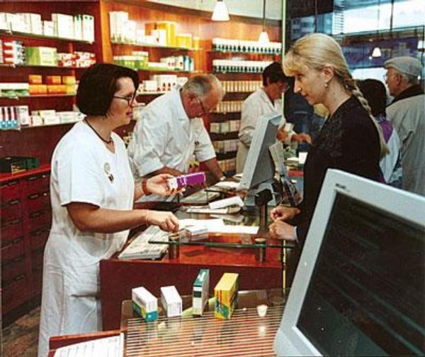 lékárna