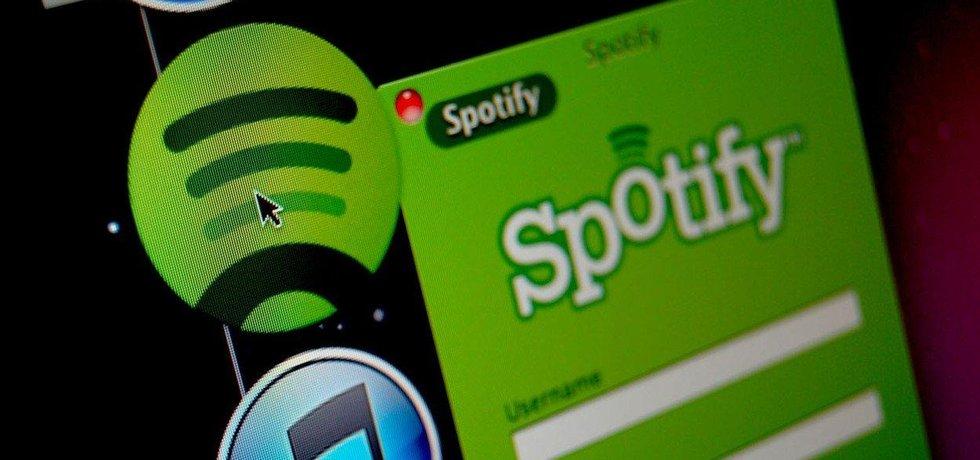 Spotify, ilustrační foto