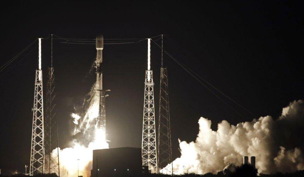 Raketa Falcon 9 společnosti SpaceX