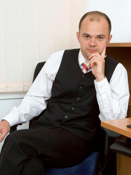 Ing. Pavel Kožený, Ph.D.