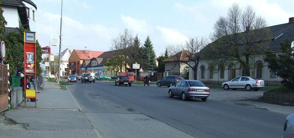 Jesenice u Prahy bude mít obchvat