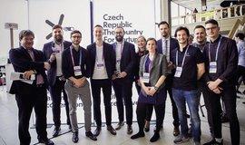 Do pražského Kongresového centra se sjel celoevropský startupový výkvět
