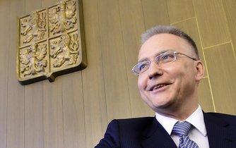Ředitel BIS  Michal Koudelka
