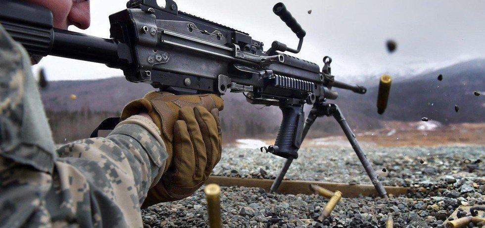 Vývozu zbraní vévodí USA - ilustrační foto