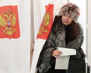 Rusové volí prezidenta