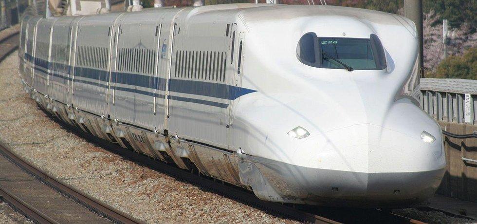 Japonský vlak Šinkanzen