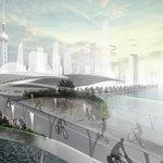 V budoucnosti na elektrickém kole bez emisí. To je projekt BMW Vision E³ Way pro velká města. V koridorech má být klimatizace.