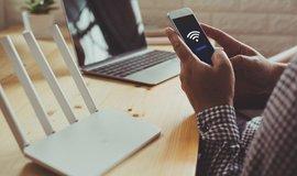 V Česku jsou mobilní data rychlejší než wi-fi - ilustrační foto
