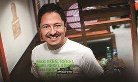 Šéf Bruger Kingu Ryška: Nejvíce lidí vyndá z burgeru zeleninu
