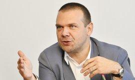 Martin Baxa (ODS) se po čtyřech letech vrací do funkce primátora Plzně