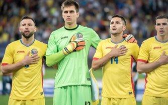 Rumunská fotbalová reprezentace