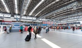 Pražské letiště chce do roku 2028 rozšířit druhý terminál za 16 miliard korun