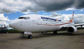Letadlo společnosti SmartWings, ilustrační foto