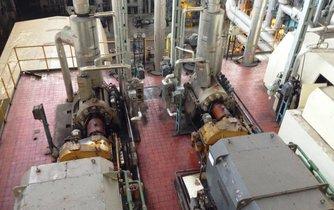 Firma měla ještě nedávno dostatek práce díky velké zakázce na obnovu dvou bloků elektrárny Chvaletice.