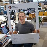 Zakladatel Facebooku Mark Zuckerberg si soukromí hlídá