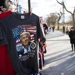S podobiznou Trumpa je možné koupit i tričko