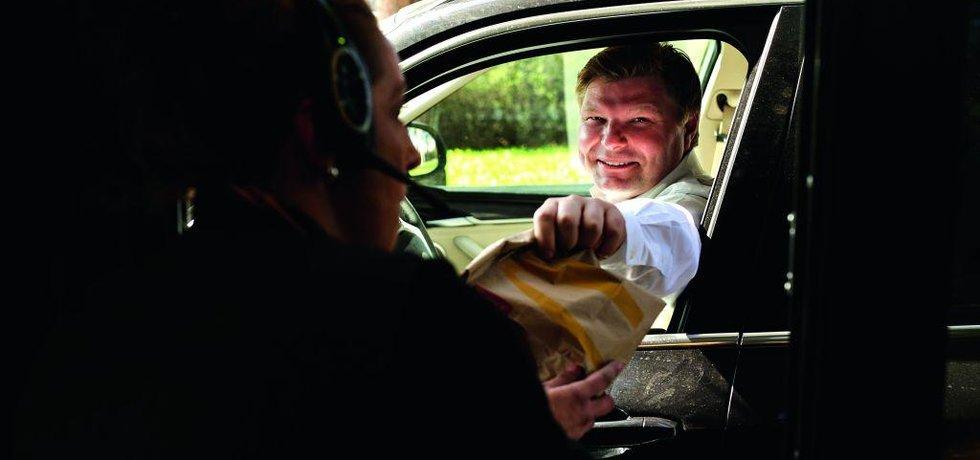 Šéf českého McDonald's Tomáš Rogacz