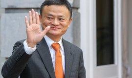Jack Ma odejde z čela Alibaby v září 2019
