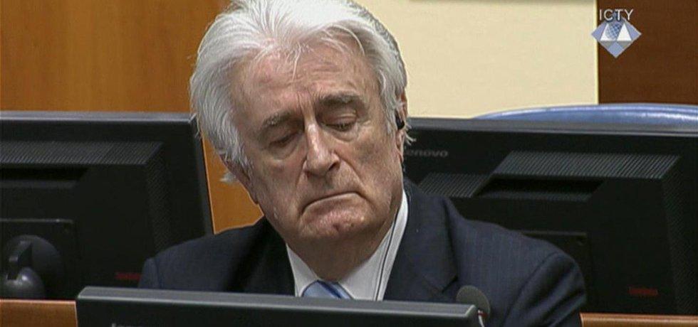 Radovan Karadžić (Zdroj: ČTK)