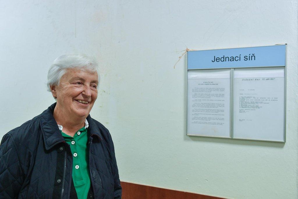 Dědička šlechtické rodiny Walderode Johanna Kammerlanderová, archivní foto