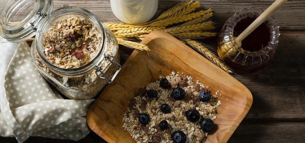 Umělá sladidla jsou přítomná i v mnoha výrobcích racionální stravy, ilustrační foto