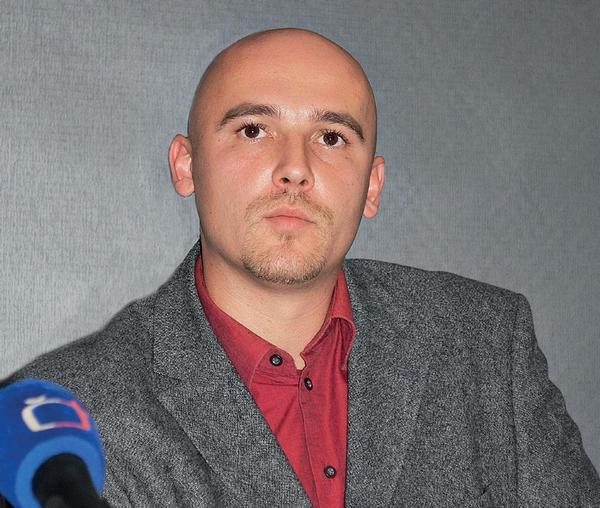 Tomáš Válek.