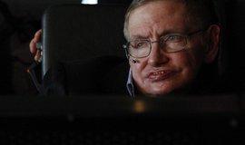 Stephen Hawking v roce 2010, ilustrační foto